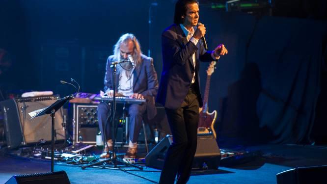 Nick Cave komt op 19 oktober naar Antwerpse Stadsschouwburg
