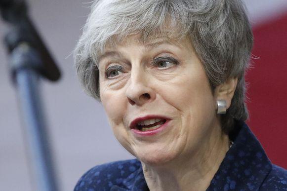 """""""Jullie zijn het beu dat parlementsleden over niets anders dan brexit spreken, wanneer jullie echte zorgen hebben"""", zei May gisteren in haar toespraak."""