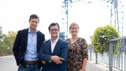 Trio wil bestuur verderzetten