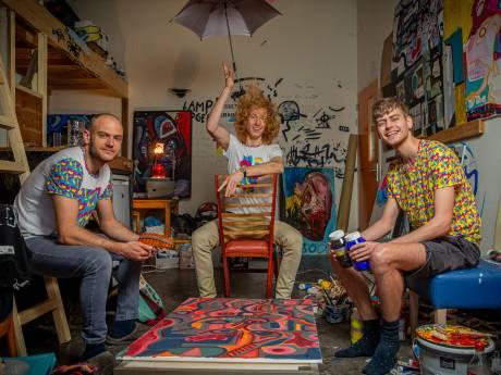 Vijf vrije geesten creëren hun eigen leefwereld: 'Misschien zijn wij wel gelukkiger dan meeste mensen'