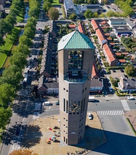 Hotelkamers en werkruimtes in Poldertoren in Emmeloord