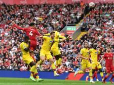 Virgil van Dijk met assist belangrijk voor koploper Liverpool