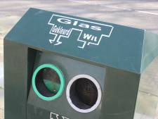 Asten verwijdert aantal verouderde glascontainers, nieuwe exemplaren krijgen sensor die meet hoe vol ze zijn