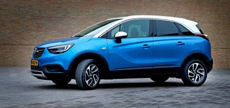 Test Opel Crossland X: De Franse evolutie