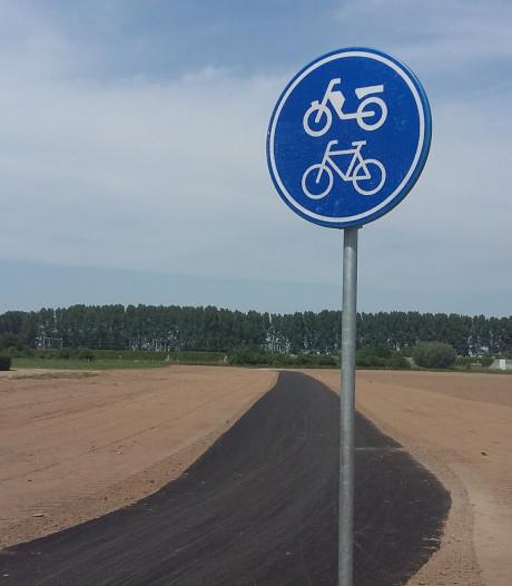 Zevenaars fietspad van 'grasfalt' genomineerd voor landelijke prijs