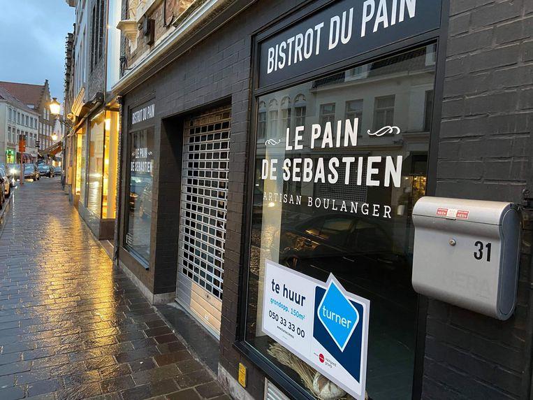 Le Pain de Sebastien heeft in Brugge de deuren gesloten, totaal onverwacht.