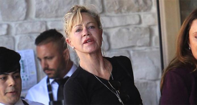 Melanie Griffith, en septembre 2019