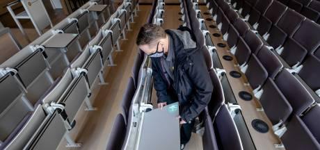 Universiteit Utrecht en Hogeschool Utrecht bereiden zich voor op heropening mét zelftesten: 'Het is niet verplicht'