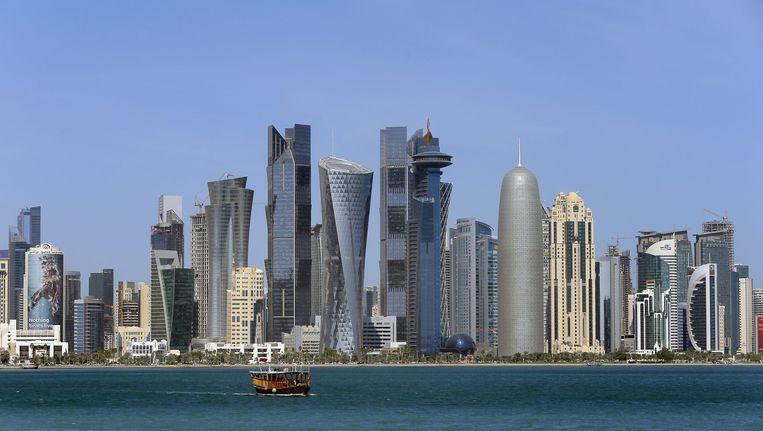 Doha, Qatar. Beeld epa