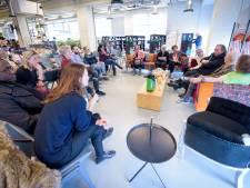 Robots en techniek thema bij Kletsmajoors in bieb Eindhoven