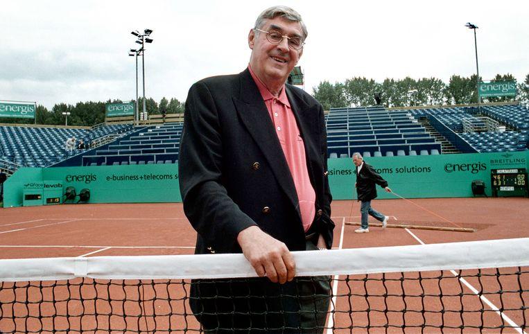Piet van Eijsden in 2001. Beeld Hollandse Hoogte / Evelyne Jacq