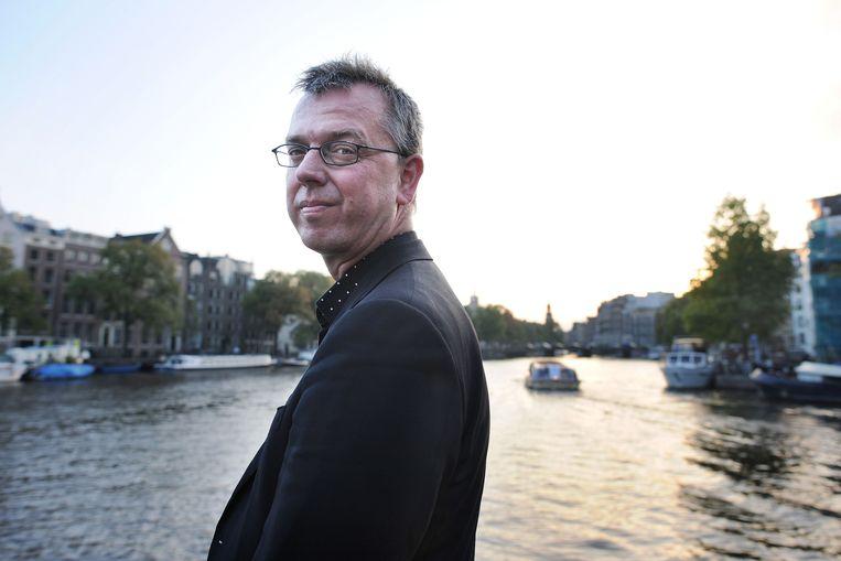 Maarten van Poelgeest (GroenLinks), de man die onze huizen aardgasvrij moet maken, klaagde dat het niet opschiet omdat gas te goedkoop is. Beeld Guus Dubbelman / de Volkskrant