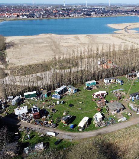 Stadsnomaden trekken van Noord naar Zuid: 'We hebben gezien hoe snel de stad oprukt'