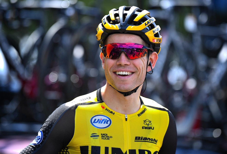 Wout van Aert maakt indruk tijdens zijn eerste Tour.