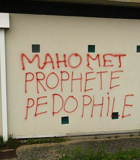 Des tags racistes sur un centre culturel musulman provoquent l'indignation en France