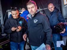 Actieboeren staan klaar om in te grijpen bij protest voor slachthuis Vion in Boxtel