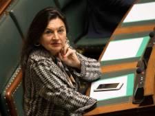 """Marie-Christine Marghem revient sur la haie de déshonneur au CHU Saint-Pierre: """"On ne dialogue pas le dos tourné"""""""