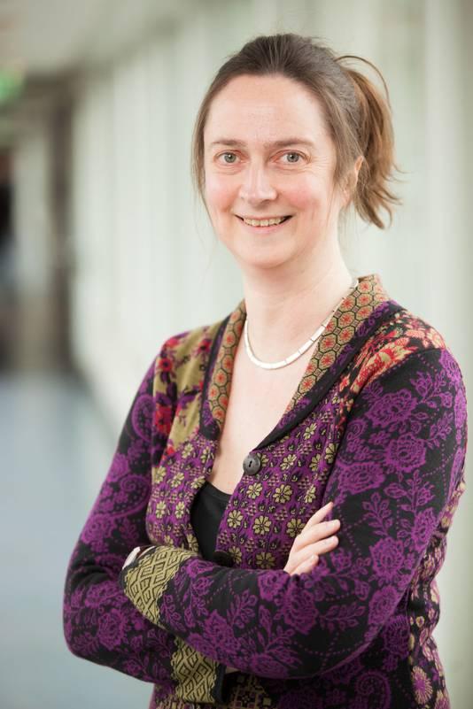 Marileen Dogterom, hoogleraar atoom- en molecuulfysica aan de TU Delft.