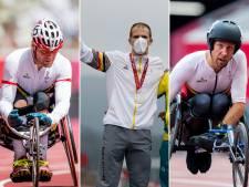 L'argent pour Genyn et Vromant, le bronze pour Hordies et Habsch: quatre nouvelles médailles pour les Belges aux Jeux paralympiques