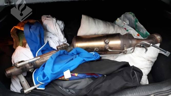 Katalysator is momenteel niet veilig in Zoetermeer, dieven actief op meerdere plekken