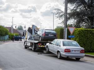 """Opération Strike: un employé de la DIV aurait """"blanchi"""" des véhicules volés"""