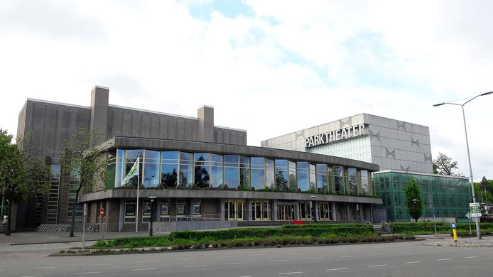 Het Parktheater in Eindhoven (archieffoto).