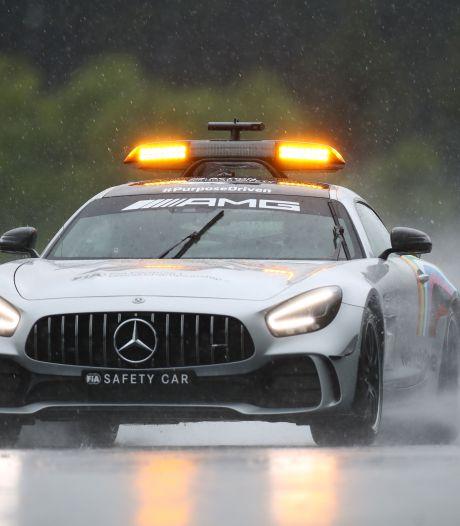Kwalificatie Grand Prix van Stiermarken uitgesteld wegens regen