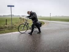 Hoe sterk is de eenzame fietser?