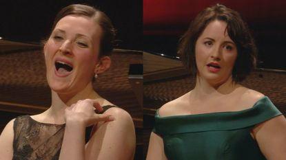 VIDEO: twee Belgische sopranen in finale van Koningin Elisabethwedstrijd