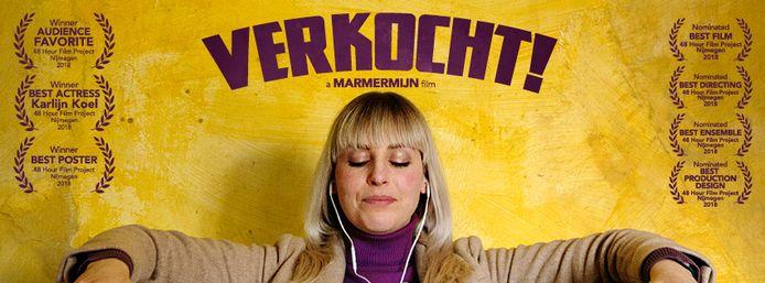 De korte film Verkocht! van Marmermijn Films viel in de prijzen.