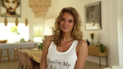 """VIDEO. Véronique De Kock in 'Die Huis': """"Pas een jongen van dichtbij gezien toen ik al Miss België was"""""""
