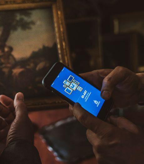 Gestolen kunst terug dankzij nieuwe app van Interpol