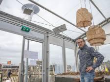Stadshoeve Zwolle weer de pineut: twee mannen plegen vernielingen aan bistro