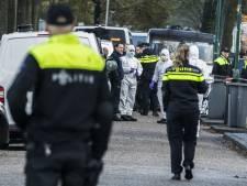 Mogelijk explosief afgevoerd tijdens politieactie bij 'koning van Brabantse onderwereld'