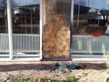 Brandstichting bij kringloopwinkel Goedkoop & Zo in Oosterhout