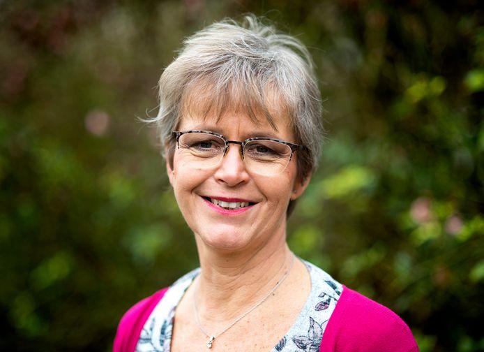 Yvonne van Mastrigt als waarnemend burgemeester van Stichtse Vecht.