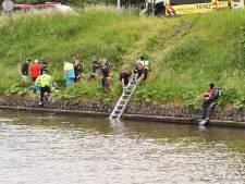 Roeier overleden na val in Aarkanaal