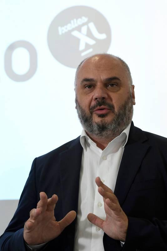 Christos Doulkeridis.