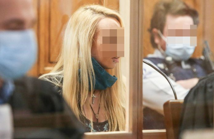Kristel Appelt kent dinsdagavond haar straf.
