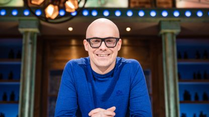 Philippe Geubels ontvangt collega-comedians in z'n kabinet