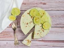 Wat Eten We Vandaag: Avocado-limoen kwarktaart