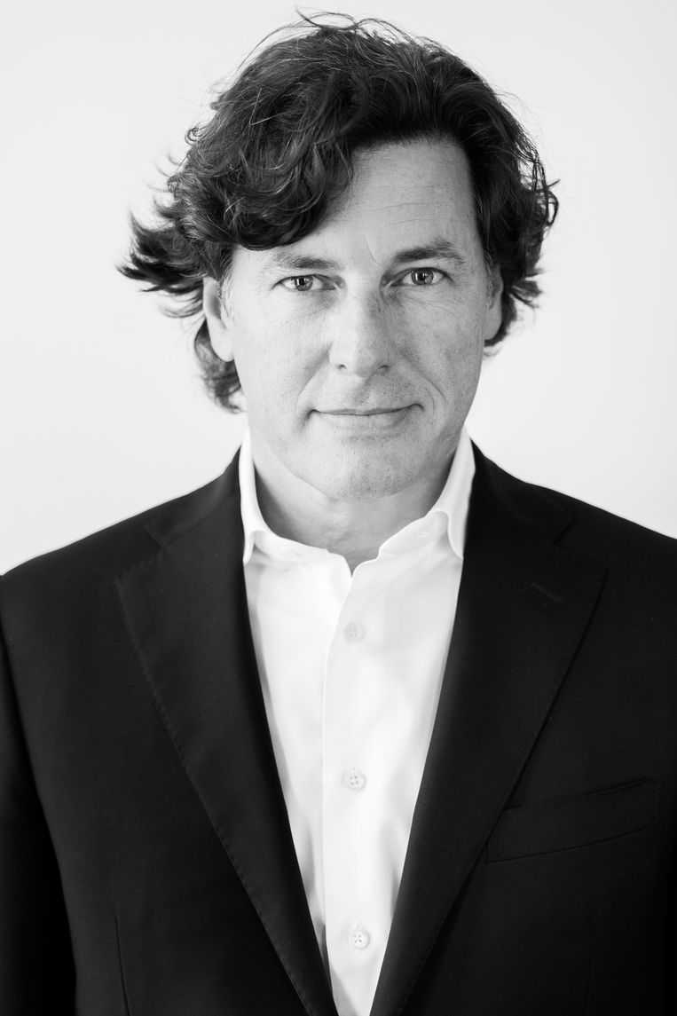 Marco Visser, directeur van telecombedrijf Delta. Beeld Hollandse Hoogte / Evert van Moort