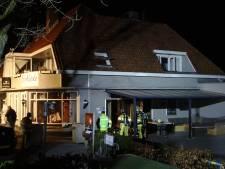 Eigenaar door brand getroffen restaurant Belterwiede in Wanneperveen wil hoe dan ook terras snel open