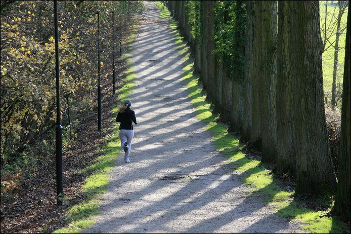 Le parc de La Serna à Jumet (Charleroi).