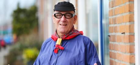 Gerard uit Leerdam treedt al 55 jaar op als humorist