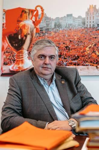 """KV Mechelen-CEO Frank Lagast spreekt te midden van aandelenkwestie: """"Als Penninckx veroordeeld wordt, krijgen we geen licentie"""""""