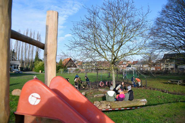 De speelpleinwerking Zulderkipken zal plaatsvinden op terreinen van basisschool Konkelgoed.