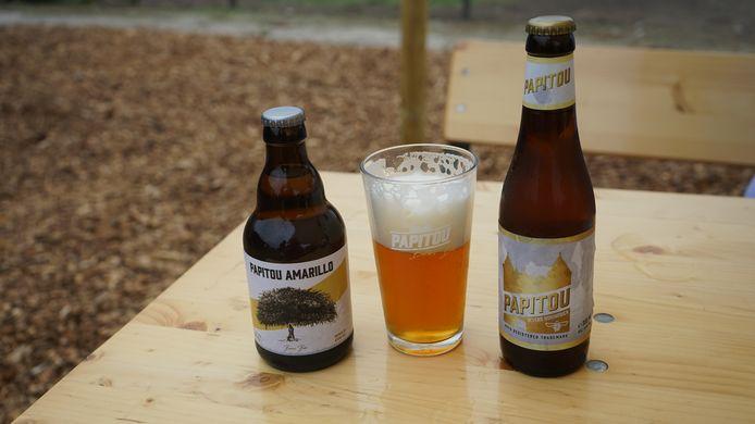 Het honingbier Papitou kreeg er een broertje bij en deze zomer volgt nog een derde bier in het gamma.