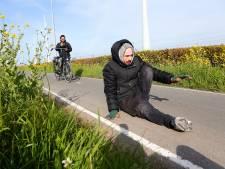 Tienduizend 'windmolentjes' op de breakdancevloer: Jeroen 'Nazgul' van der Linden doet nieuwe recordpoging