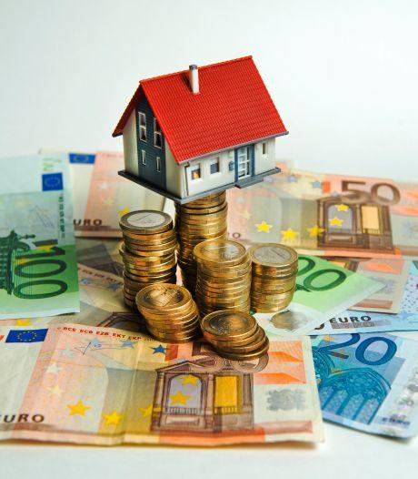 Fors meer vaste lasten in Rivierenland, meerpersoonshuishoudens Buren en West Betuwe over 1000 euro heen